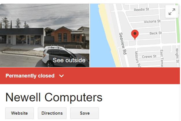 Newell Computers